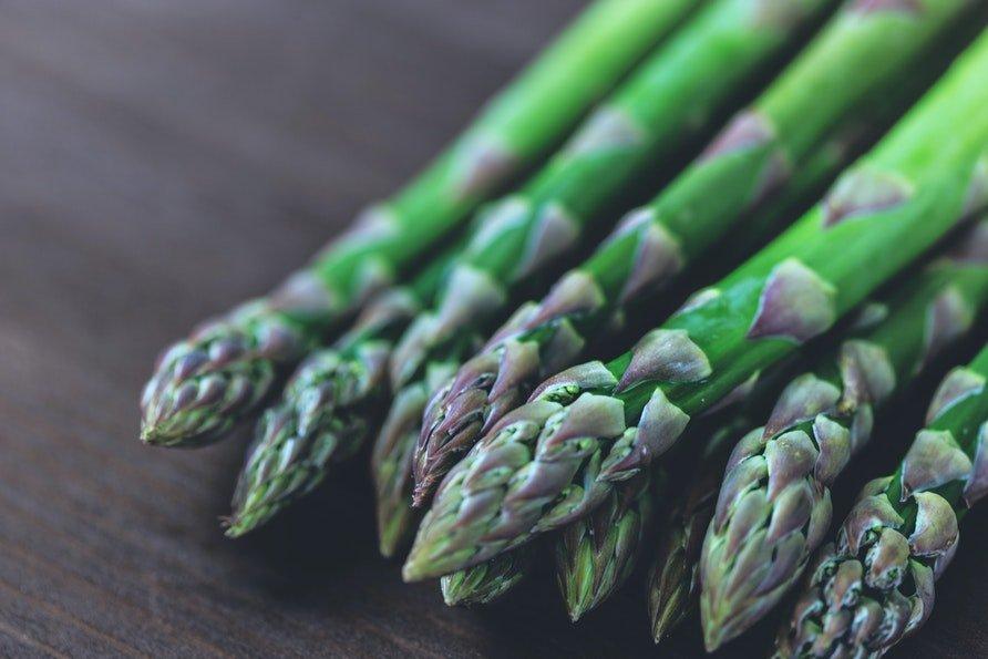 Asparagus days in hotel Villa Annette