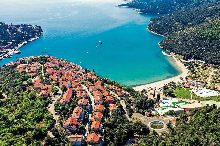 Discover the beauties of Rabac